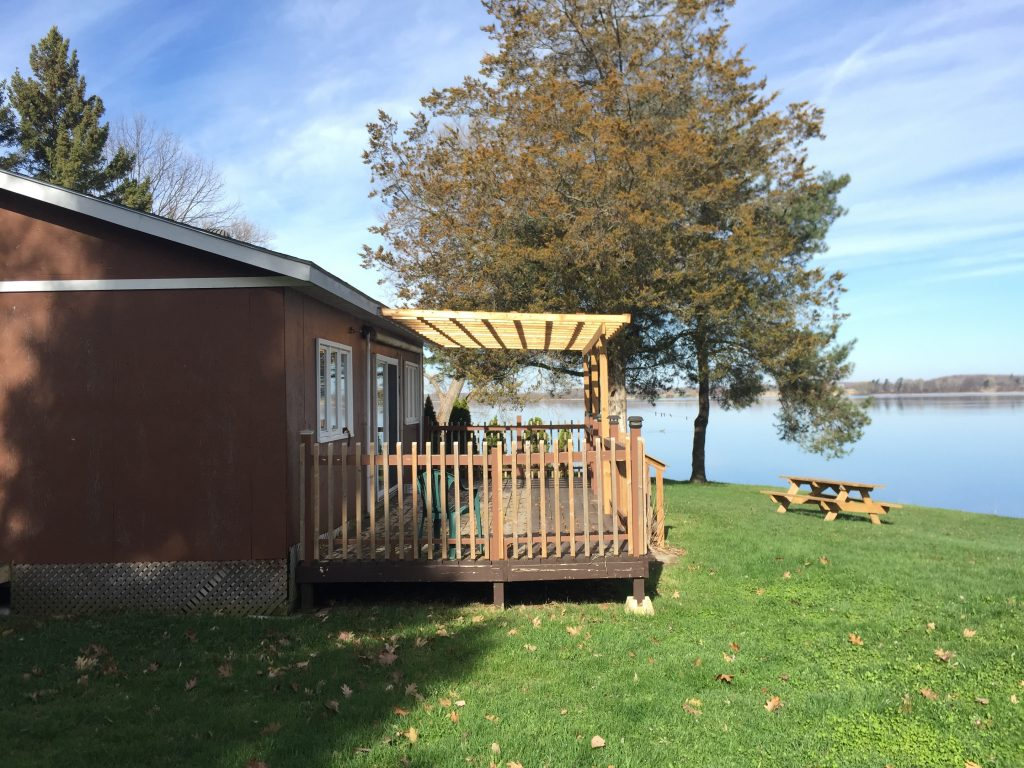 Cherry Lane Campground Amp Cottages Prince Edward County