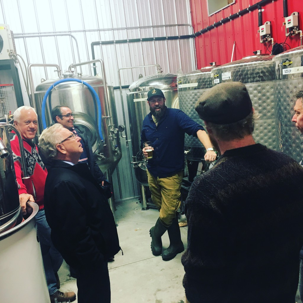 craft beer ontario cider prince edward county
