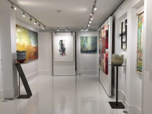 art gallery wellington painting abstract prince edward county