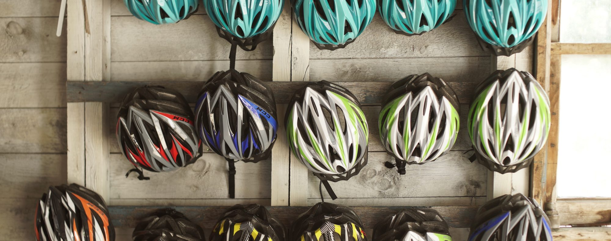 bicycle helmets cycling prince edward county