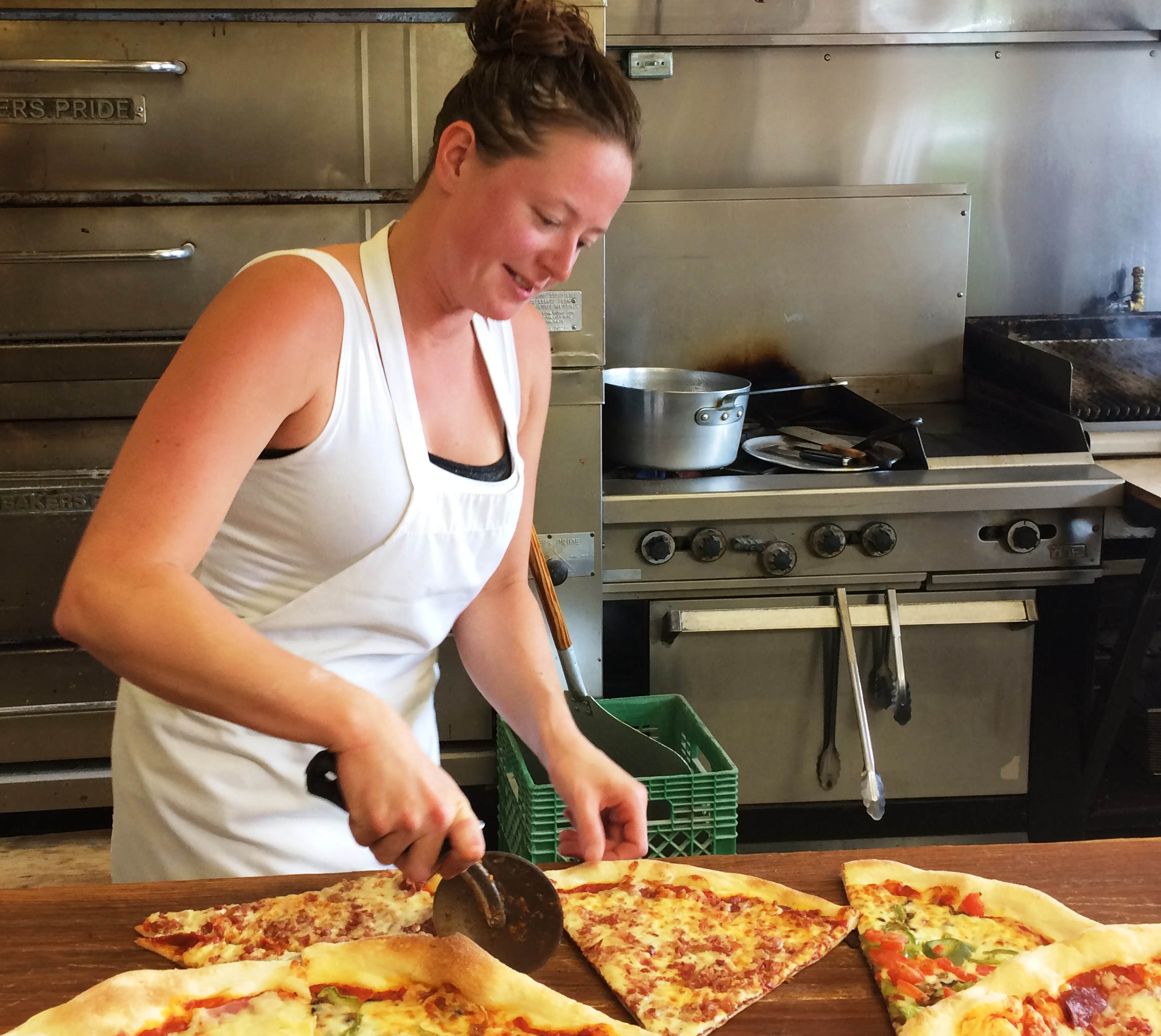 pizza slices prince edward county take-out delivery