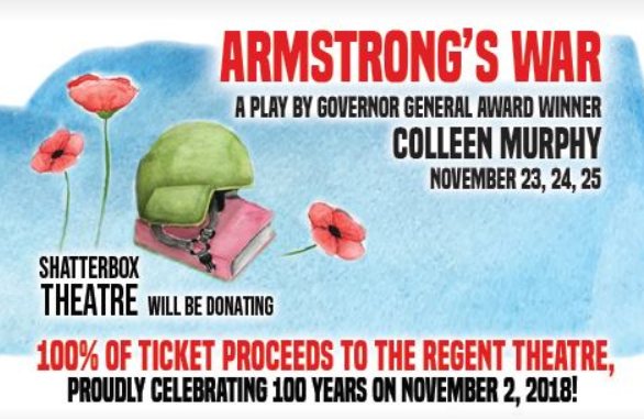 play theatre armstrong regent shatterbox