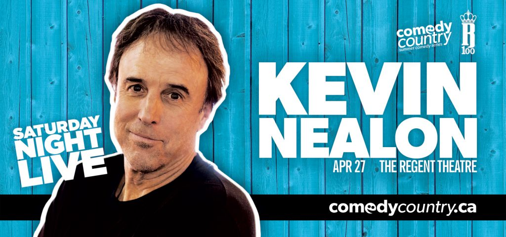 kevin nealon comedy stand-up funny regent theatre