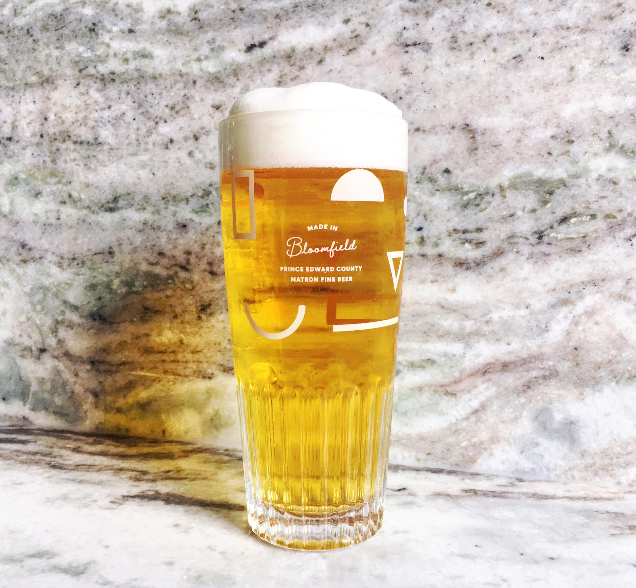 craft beer farmhouse ale lager matron bloomfield
